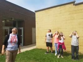 WJHS Engages in Solar Eclipse Activities