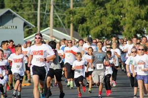 Annual Tiger 5K a Success