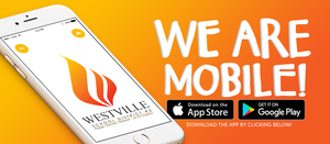 Find the new GoWestville Mobile App