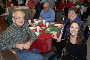 Annual Senior Citizens Dinner
