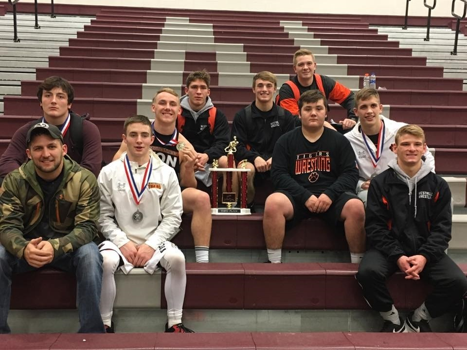 Wrestlers to the State Competition