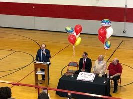 Mr. Ellison Named Middle School Principal of the Year