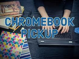 Update on Giacoma Chromebook Pick-up