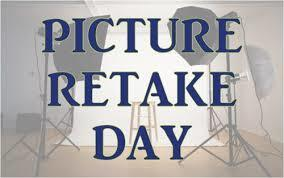 Picture Retake Day for Westville Schools