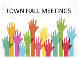 Town Hall Meetings to Discuss County School Facility Sales Tax