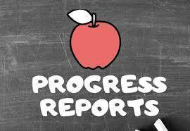 Progress Reports and Grading Update