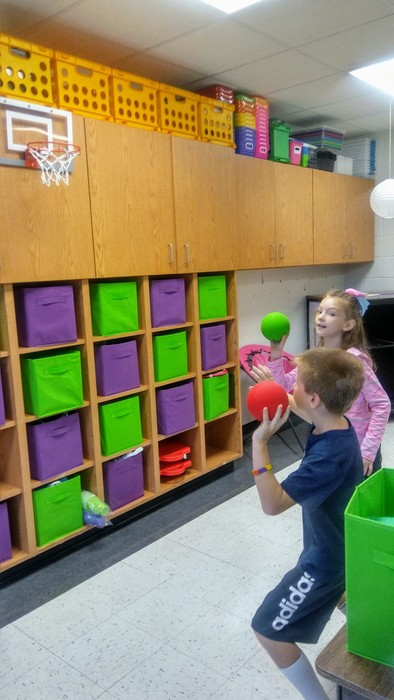 Place Value Basketball
