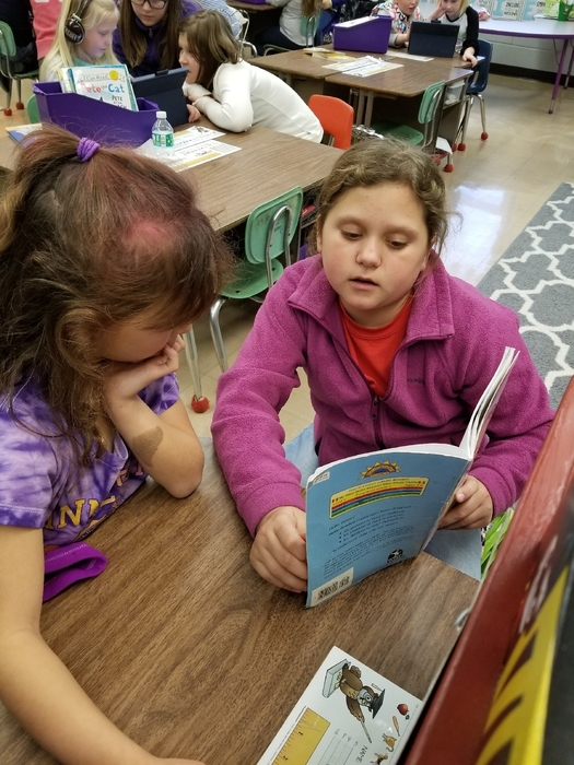 Reading with Littles