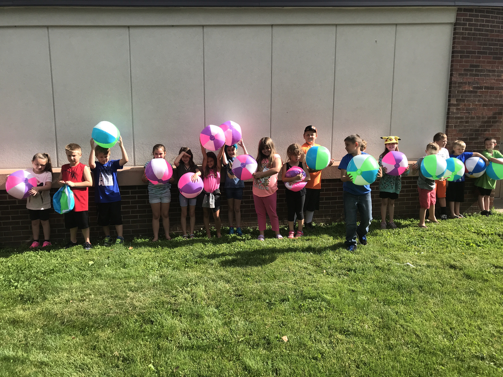 Beachball fun!