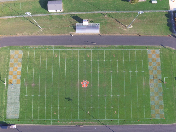 Westville High School Football Field
