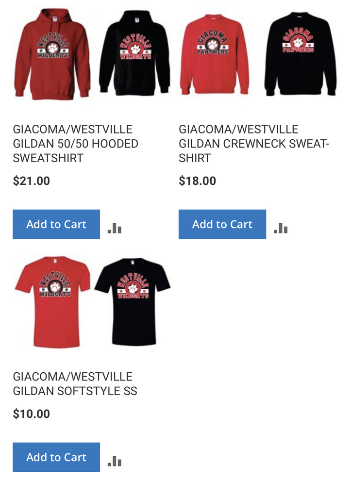 Fan Apparel ❤️🐾